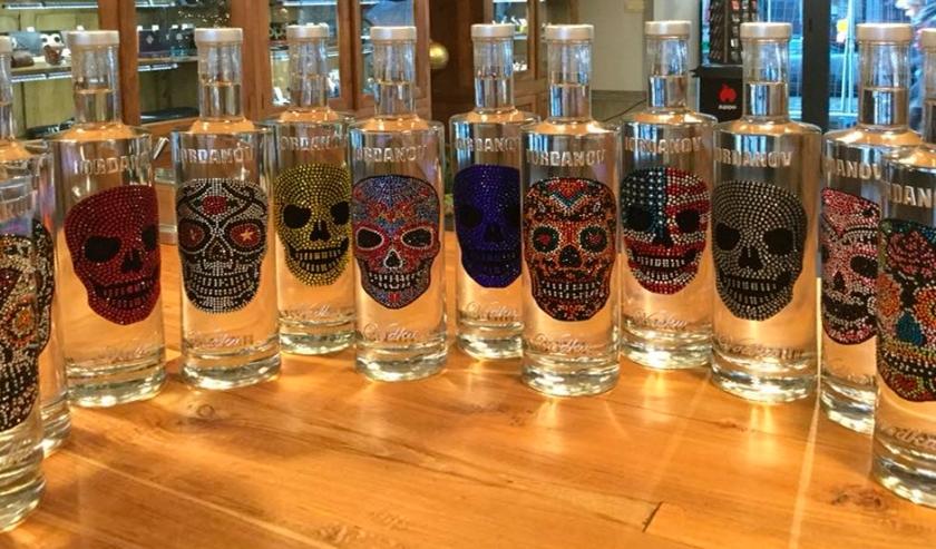 Vodka Iordanov cig-art bis